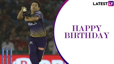 Happy Birthday Piyush Chawla: A Look at Some Brilliant Spells by the Indian Leg-Spinner in IPL
