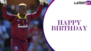 Happy Birthday Shimron Hetmyer: A Look Some Splendid Knocks by the Caribbean Southpaw