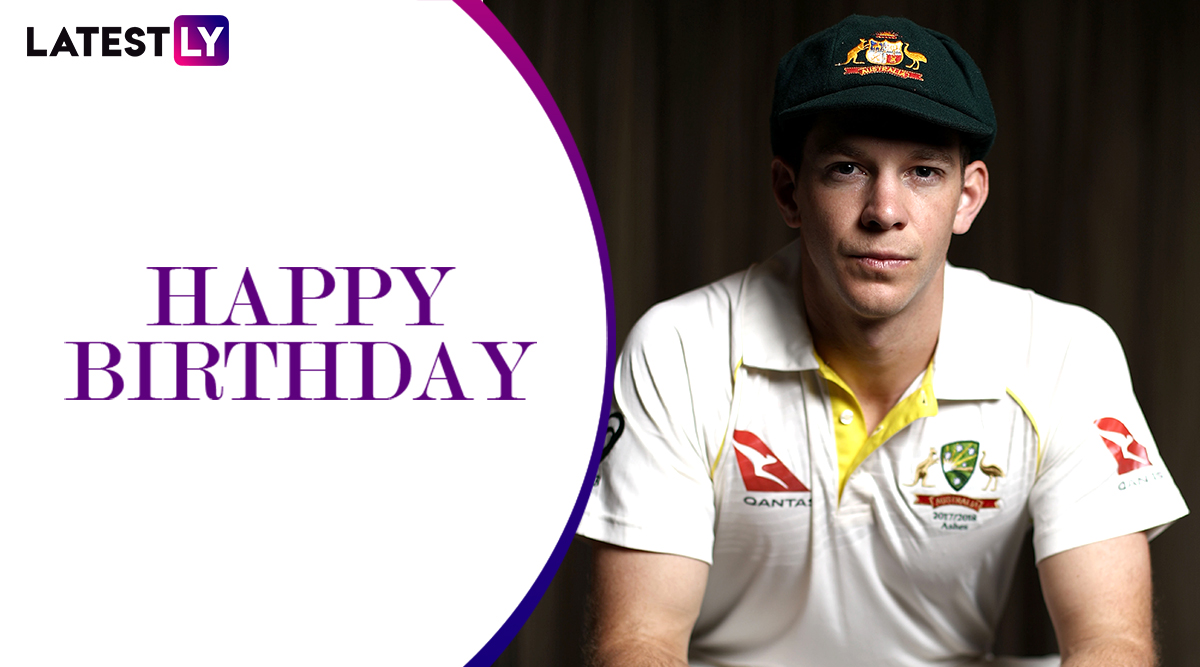 Tim Paine Birthday Special: Check Out Video Compilation of Australian Test Captain's Sledgings Caught on Stump Mic (Watch Videos)