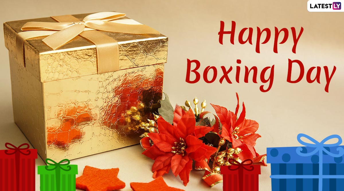 Image result for happy boxing day 2019 images