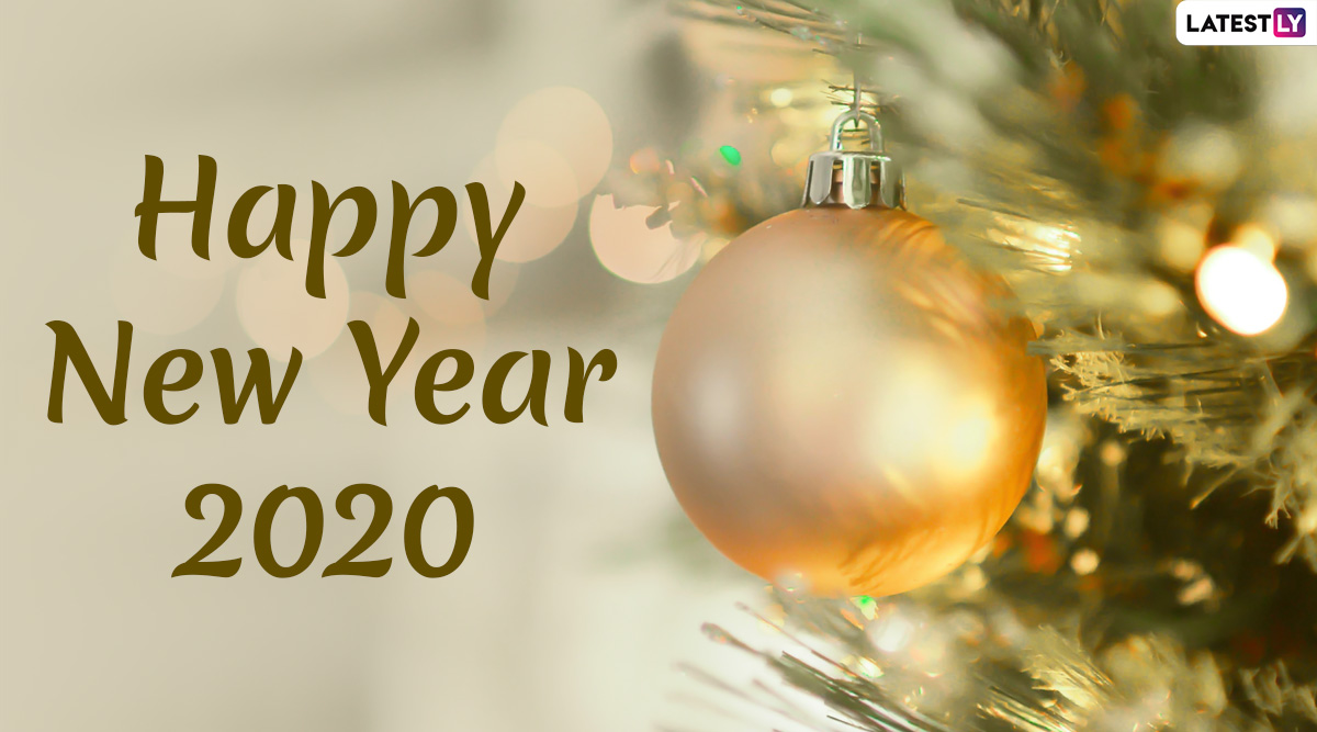 Happy New Year 2020 Images Hd Wallpapers For Free Download
