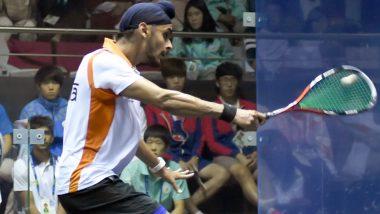 HCL-SRFI India Tour 2019: Harinder Pal Singh Sandhu and Hana Ramadan Win Titles in Squash Event