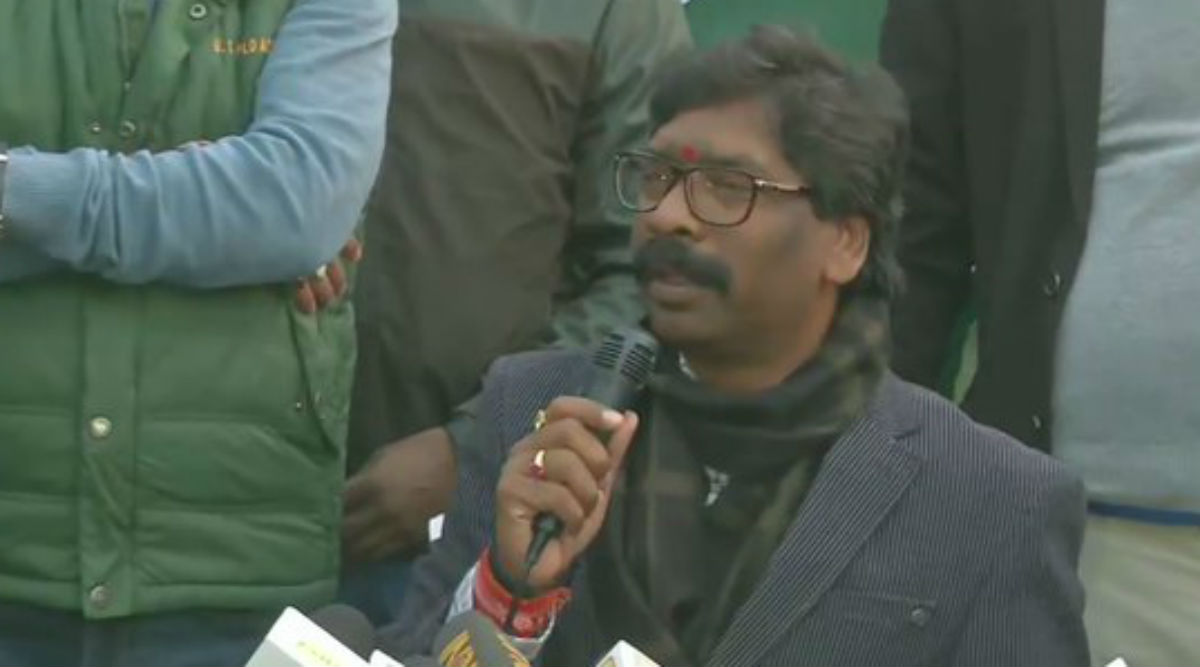 Chaibasa Killings: Jharkhand CM Hemant Soren Orders SIT Probe Into Murder of 7 Villagers by Suspected Patthalgadi Activists