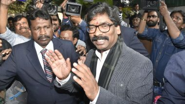 Jharkhand CM Hemant Soren Appeals to Corporate Houses to Support State Govt in Evacuating Workers from Remote Places