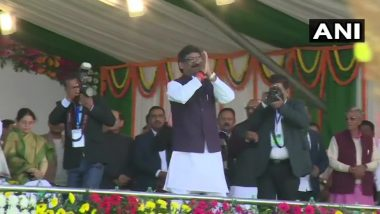 Hemant Soren Sworn In as 11th Jharkhand Chief Minister Amid Opposition Show of Strength