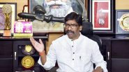 Hemant Soren Coronavirus Test Results: Jharkhand CM Tests Negative For COVID-19
