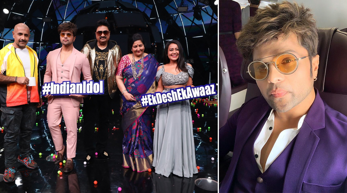 Indian Idol 11: Himesh Reshammiya Replaces Anu Malik In The Singing Reality Show