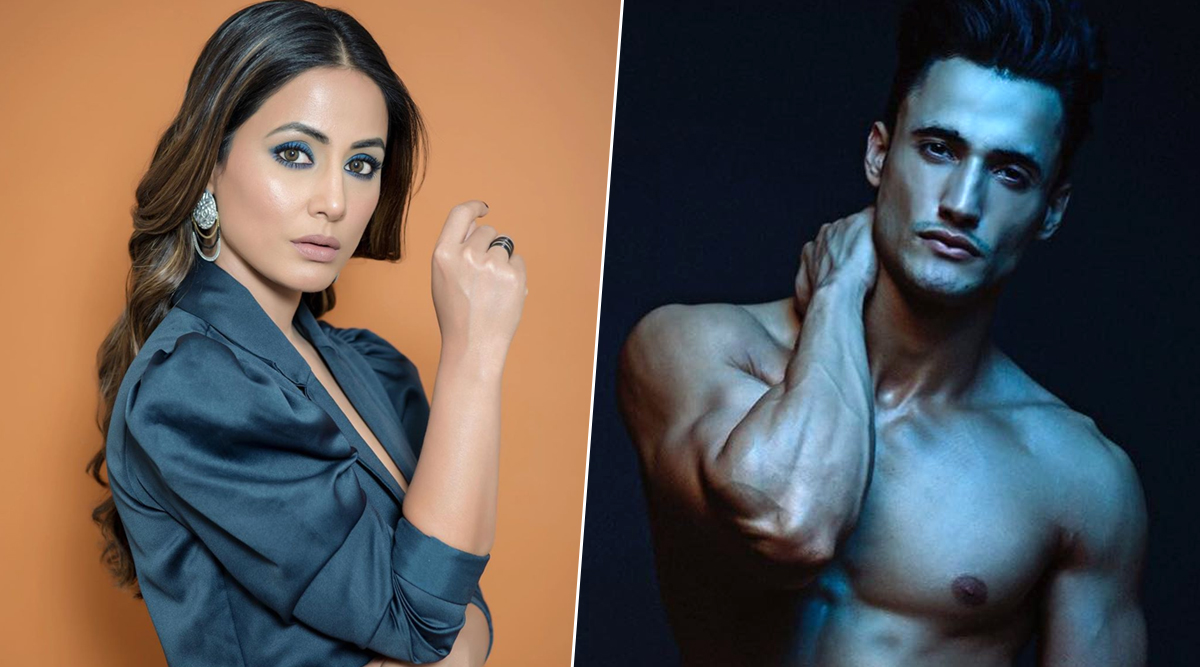 Bigg Boss 13: Asim Riaz's Fans Call The Show 'Biased' After The Makers Edit A Scene of Hina Khan Praising The Model (Watch Video)