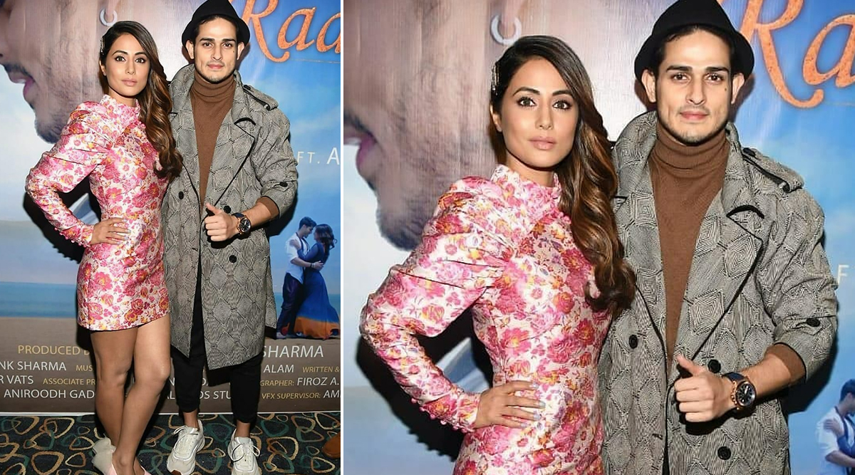 Bigg Boss 13: Here's Why Hina Khan and Priyanka Sharma Will Grace Weekend Ka Vaar With Salman Khan (View Post)
