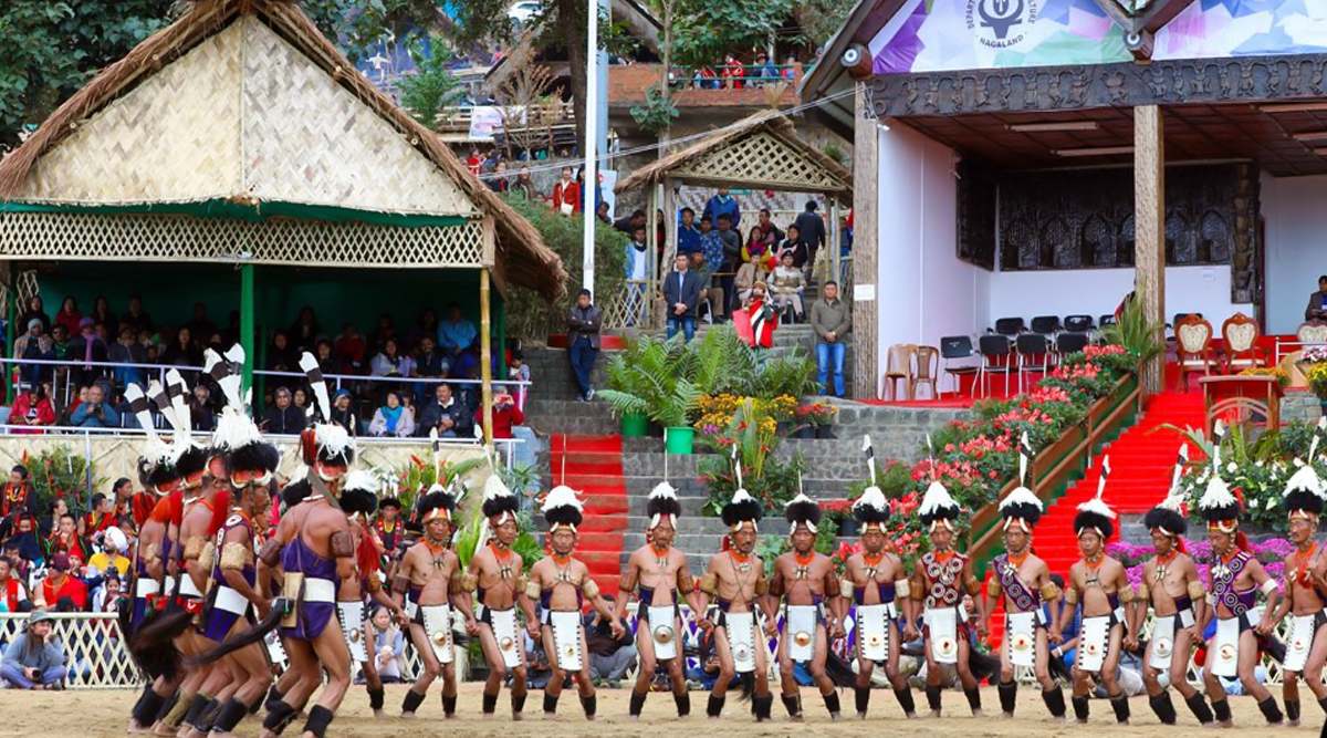 Hornbill Festival 2019 Dates: Nagaland to Witness 10 Days of Celebration With Music, Dance, Culture, Art And Tradition; Here's Everything You Need to Know