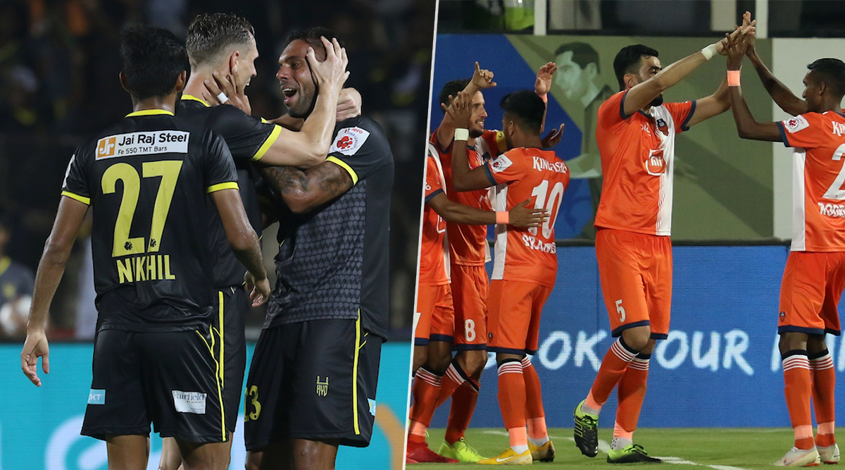 Hyderabad FC vs FC Goa, ISL 2019–20 Live Streaming on Hotstar: Check Live Football Score, Watch Free Telecast of HYD vs FCG in Indian Super League 6 on TV and Online