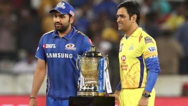 IPL 2020 Top Stories, August 19: Look Back at Major Headlines of the Day