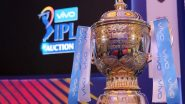 VIVO IPL 2020 Player Auction: Full List of Capped and Uncapped Players' Names With Base Price of All Teams Available For Indian Premier League Season 13