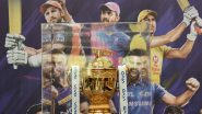 IPL 2020 Fate Still Hanging Amid Coronavirus Crisis, Franchises and BCCI to Hold a Meeting After April 14 2020