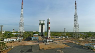 ISRO RISAT-2BR1 Satellite Launch at 3.25 PM IST Today: India's Spy Satellite Launch Progressing Smoothly, Says Space Agency