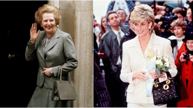 From Margaret Thatcher's Grey Asprey Handbag to Princess Diana's Lady Dior, Iconic Handbags to Go on View in London
