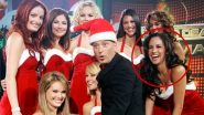 Meghan Markel Once Dressed Up As Sexy Santa! Old Picture of Duchess of Sussex From Deal or No Deal Resurfaces on the Internet (Watch Video)