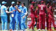 India vs Bangladesh Head-to-Head Record: Ahead of the T20I Series 2019, Here Are Match Results of Last Five IND vs WI T20I Encounters