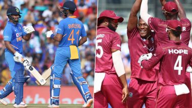 India vs West Indies Dream11 Team Prediction: Tips to Pick Best Playing XI With All-Rounders, Batsmen, Bowlers & Wicket-Keepers for IND vs WI 2nd ODI Match 2019