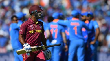 India vs West Indies Head-to-Head Record: Ahead of 2nd ODI 2019, Here Are Match Results of Last Five IND vs WI Encounters