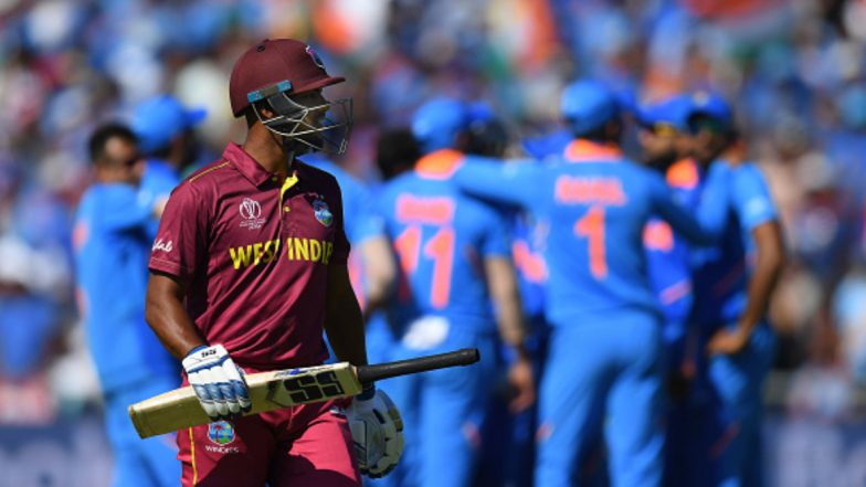 Live Cricket Streaming of India vs West Indies 1st ODI Match on DD Sports, Hotstar and Star Sports: Check Live Cricket Score, Watch Free Telecast of IND vs WI 2019 Series on TV and Online