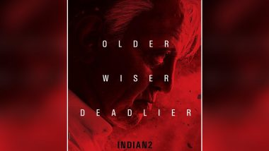 Indian 2 Poster: Makers Treat Fans For New Year 2020 With Kamal Haasan's 'Deadlier' Version!