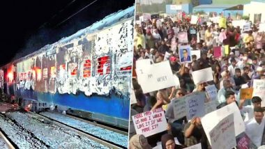 Indian Railways Lost Property Worth Rs 80 Crore Due to Violent Anti-CAA Protests, Says Railway Board Chairman