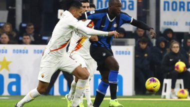 Serie A 2019-20 Result: Inter Milan Held to Goalless Draw At Roma After Racism Row