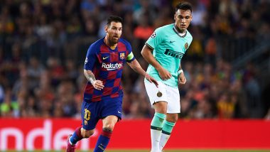 Inter Milan vs Barcelona, UEFA Champions League Live Streaming Online: Where to Watch CL 2019–20 Group Stage Match Live Telecast on TV & Free Football Score Updates in Indian Time?