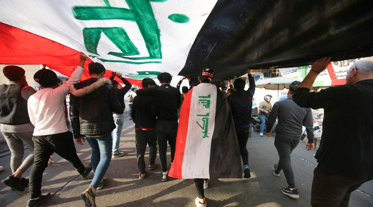 Iraq Anti-Government Protesters Lock Down Oil Field, Call Strike