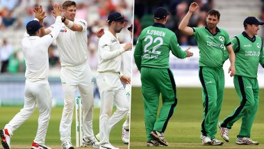 Ireland Cancel Test Against Bangladesh and T20I Series Against Afghanistan in 2020 Due to Financial Issues