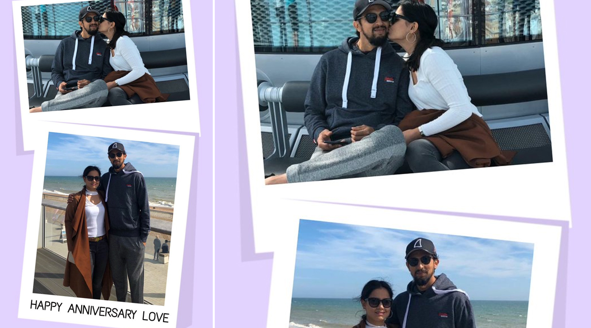 Ishant Sharma Wishes His Wife Pratima Singh on Their 3rd Marriage Anniversary With an Adorable Post