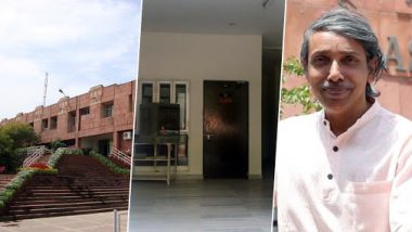 JNU Fee Hike Row: VC M Jagadesh Kumar Alleges Assault on Campus, Students Call Him 'Habitual Liar'