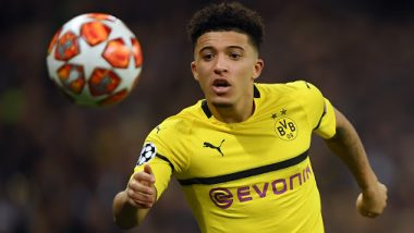 Jadon Sancho Transfer News: Manchester United Hold Advanced Talk With Dortmund for England Star