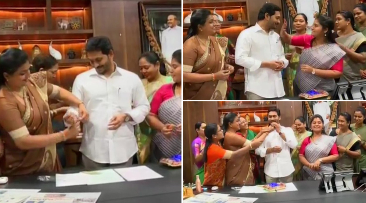Disha Act Passed by Andhra Pradesh Cabinet Mandates Death Penalty as Maximum Punishment For Rape, YSRCP Women MLAs Tie Rakhi to CM Jaganmohan Reddy, Know All About the Act