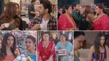 Jai Mummy Di Trailer: Sunny Singh and Sonnalli Seygall's Love Gets Twisted, Courtesy Their Mothers' Bitterness (Watch Video)