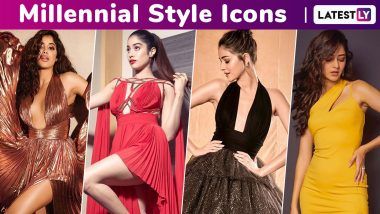 Year Ender 2019 With Fashion: When Janhvi Kapoor and Ananya Panday Ruled the Roost With Their Effervescent Millennial Style!