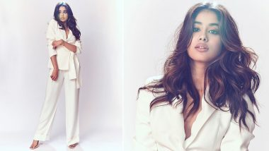 Another Day, Another Slay – Janhvi Kapoor, the Bawse Lady in Judy Zhang!