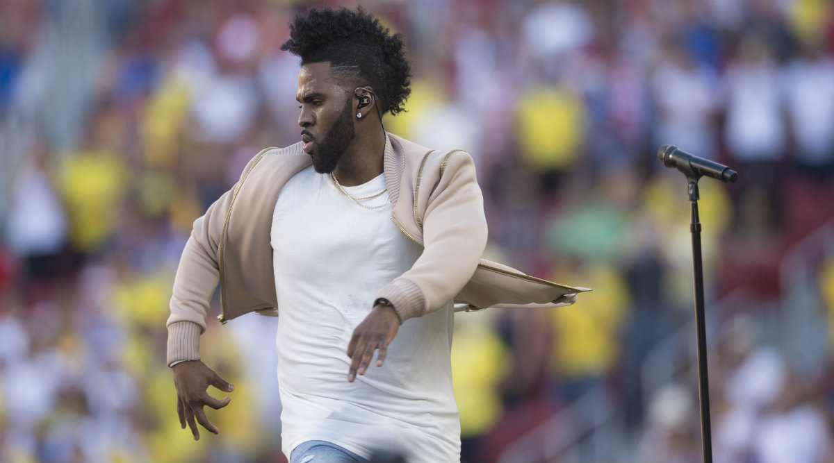Singer Jason Derulo Wants More Than $500,000 for Porn
