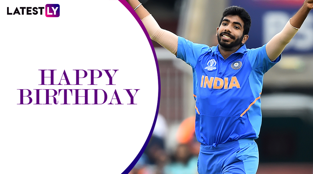 Happy Birthday Jasprit Bumrah: 5 Lesser-Known Things to Know About Top-Ranked ODI Bowler