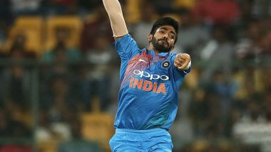 Most Wickets for India in T20Is: Jasprit Bumrah Joins Yuzvendra Chahal, Ravi Ashwin As Leading Wicket-Taker; Achieves Feat During IND vs SL 2nd Twenty20