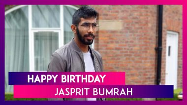 Happy Birthday Jasprit Bumrah: Lesser-Known Things to Know About Indian Speedster
