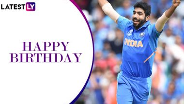 Happy Birthday Jasprit Bumrah: 5 Times When Indian Speedster Rattled the Opposition