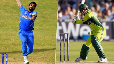 Abdul Razzaq Terms Jasprit Bumrah 'Baby Bowler': Would Have Completely Dominated Him, Says Former Pakistan All-Rounder