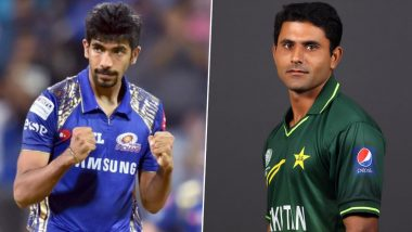 Jasprit Bumrah 26th Birthday: Mumbai Indians Wish the Star Indian Pacer by Trolling Abdul Razzaq's 'Baby-Bowler' Remark