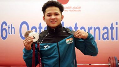Jeremy Lalrinnunga Breaks 27 Records in Qatar International Cup 2019; Kiren Rijiju Hails Indian Weightlifter on Twitter for his Marvellous Achievements