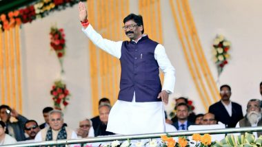Jharkhand Cabinet Expansion 2020: CM Hemant Soren Expands Cabinet, Inducts 7 More Ministers