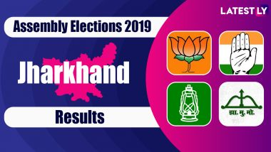 Jharkhand Assembly Election Results 2019 Live News Updates: Raghubar Das Steps Down as Jharkhand CM
