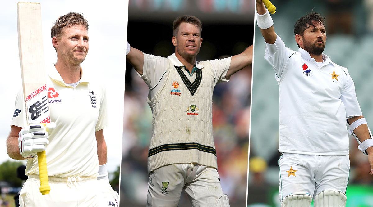 Cricket Week Recap: From David Warner's Splendid Triple-Ton to Joe Root's Magnificent Double-Century To Yasir Shah's Maiden Test Hundred, A Look at Finest Individual Performances