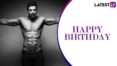 John Abraham Birthday Special: Fitness Tips by the Handsome Hunk of Bollywood to Stay Healthy and Active